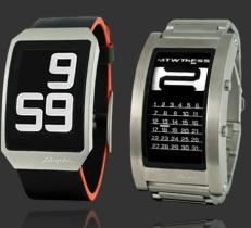 Phosphor watch
