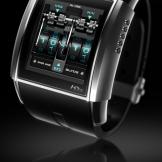 Slyde Steel watch